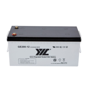 JYC AGM Battery 12V 200AH